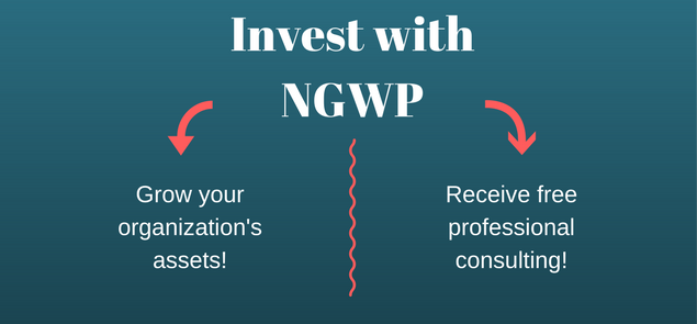 free nonprofit consulting and wealth management graphic